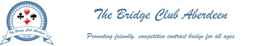 THE BRIDGE CLUB ABERDEEN (SCIO)